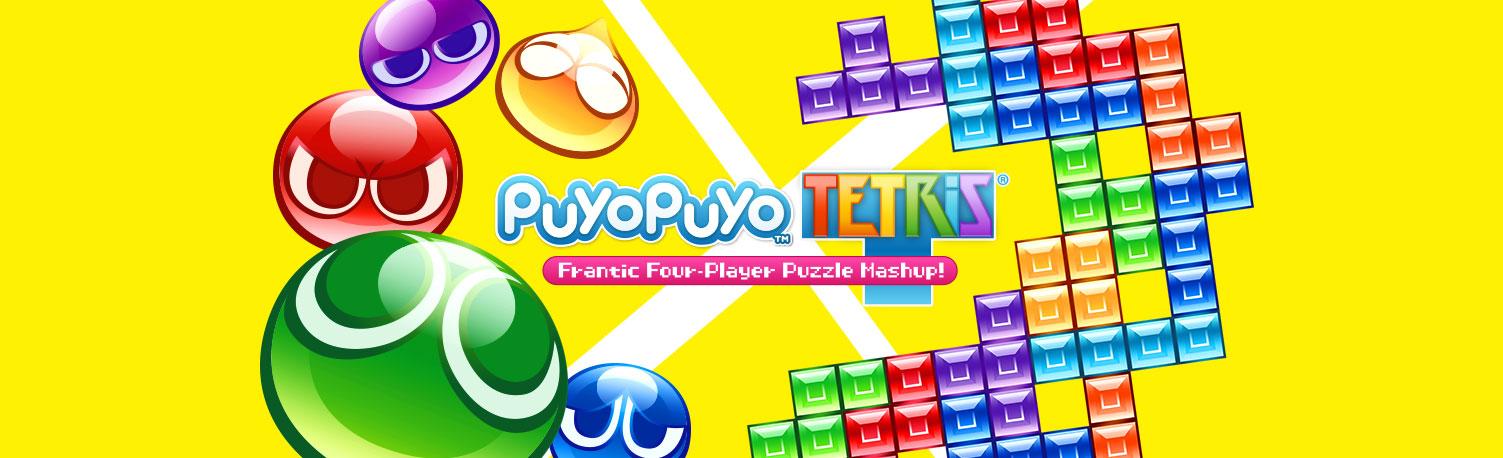 puyo puyo tetris official sega website